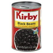 Kirby Black Beans, 15 Oz