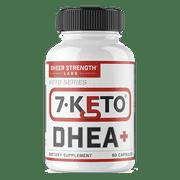 Sheer Extra Strength 7-Keto DHEA Supplement