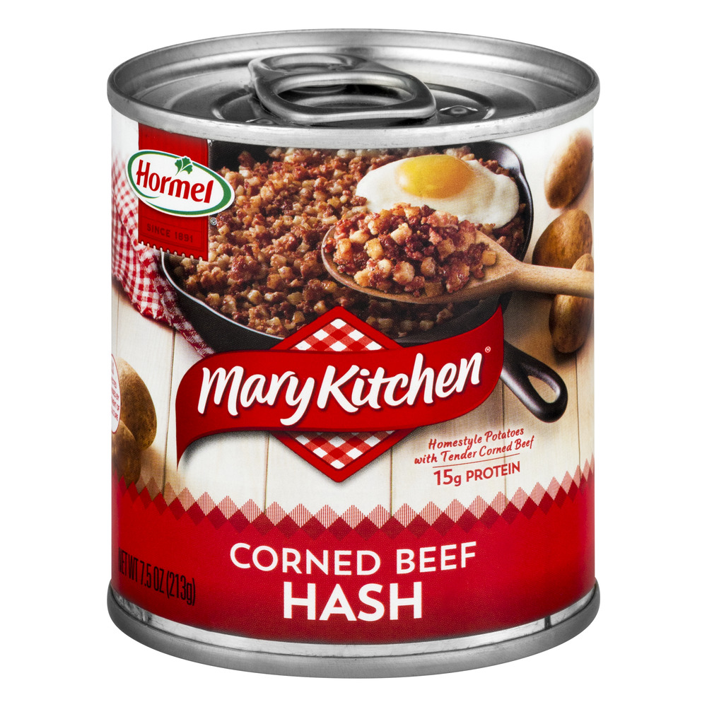 Hormel Mary Kitchen Homestyle Corned Beef Hash 7 5 oz Walmart com