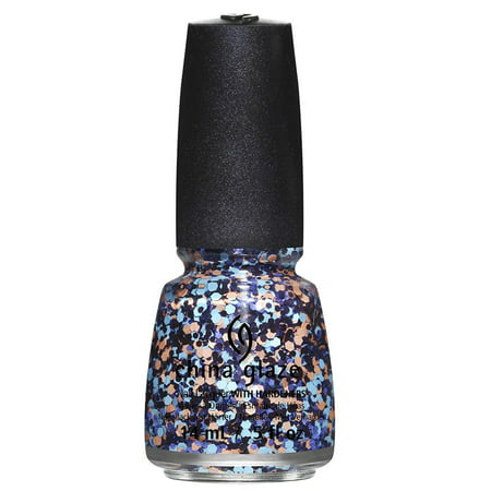 Avant Garden Collection, Glitter Up, China Glaze is a revolutionary nail color system for professional application By China Glaze