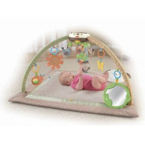 Fisher Price Snugabunny Ultra Comfort Musical Gym by Fisher-Price