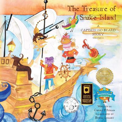 The Treasure of Snake Island : A Captain No Beard Story