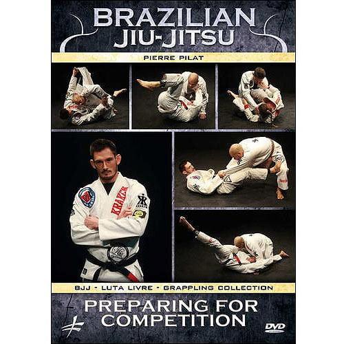 Brazilian Jiu-Jitsu: Preparing For Competition by