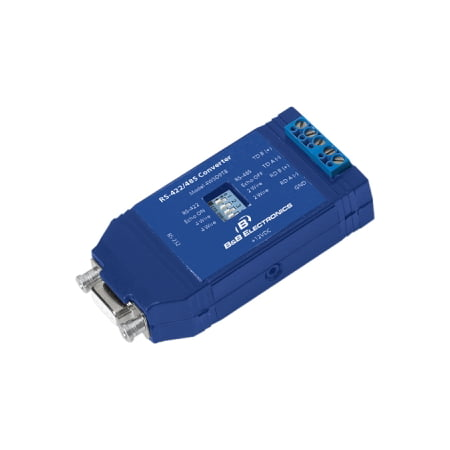 4WIRE RS-422/2WIRE/4WIRE RS-485 TO RS-232 UNIVERSAL CONVERTER (Rs 485 Direct Computer)