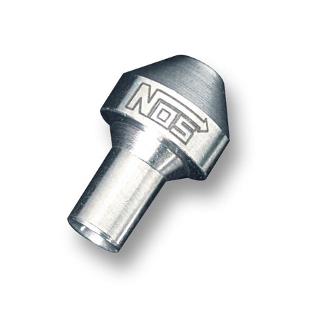 NOS 13760-38 Precision SS Stainless Steel .038 Flare Jet, Adjustable to produce impressive power gains By NOS/Nitrous Oxide System (Nos Precision Ss Nitrous)
