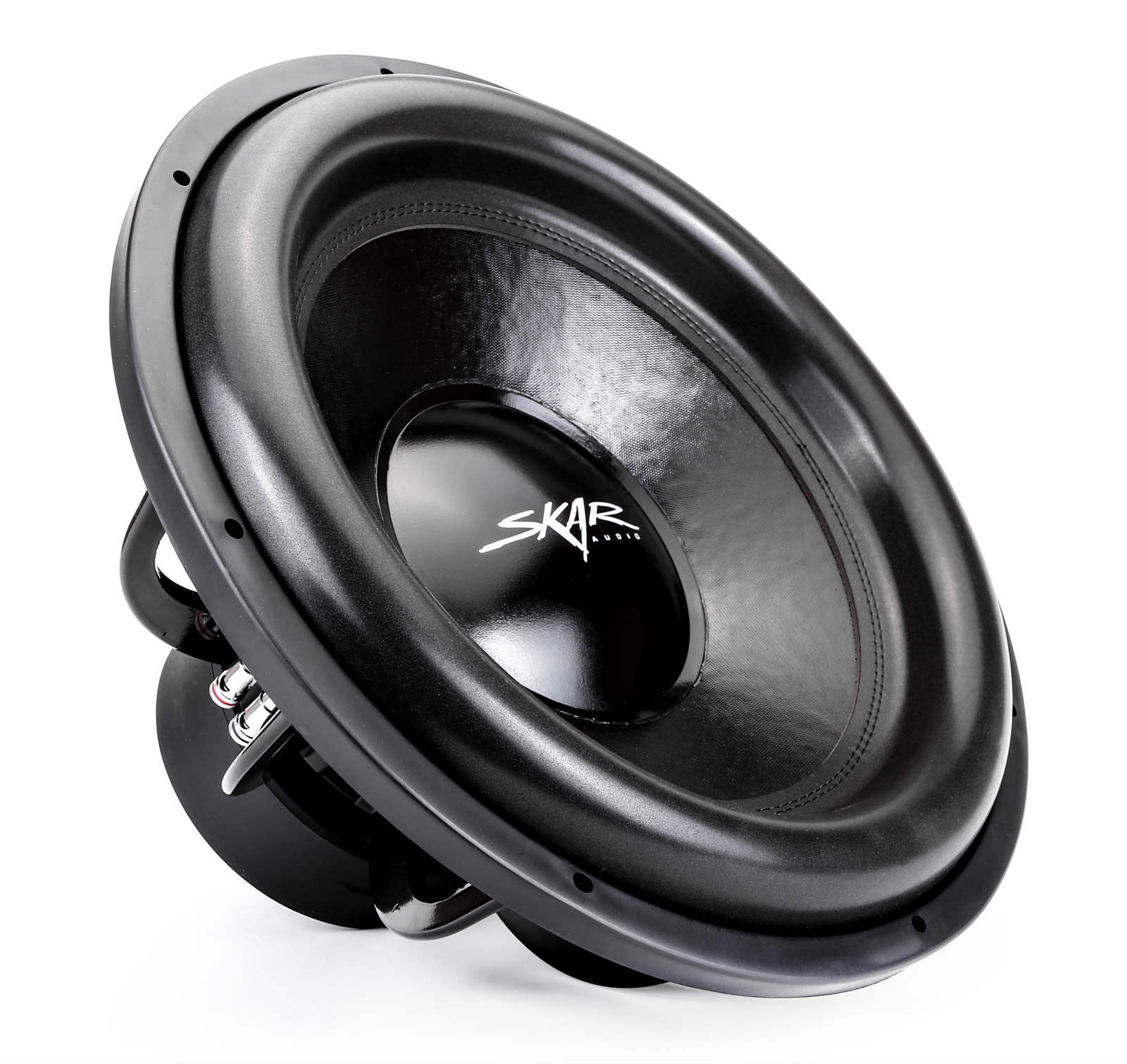 "Skar Audio EVL-18 D2 18"" 2500 Watt Max Power Dual 2 Ohm Car Subwoofer"