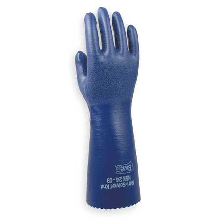 Showa Best  Chemical Resistant Gloves,NSK24-08 (Best Chemical Peel Products)