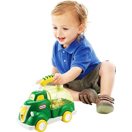 Little Tikes Handle Haulers Pop Haulers, Garbage Truck