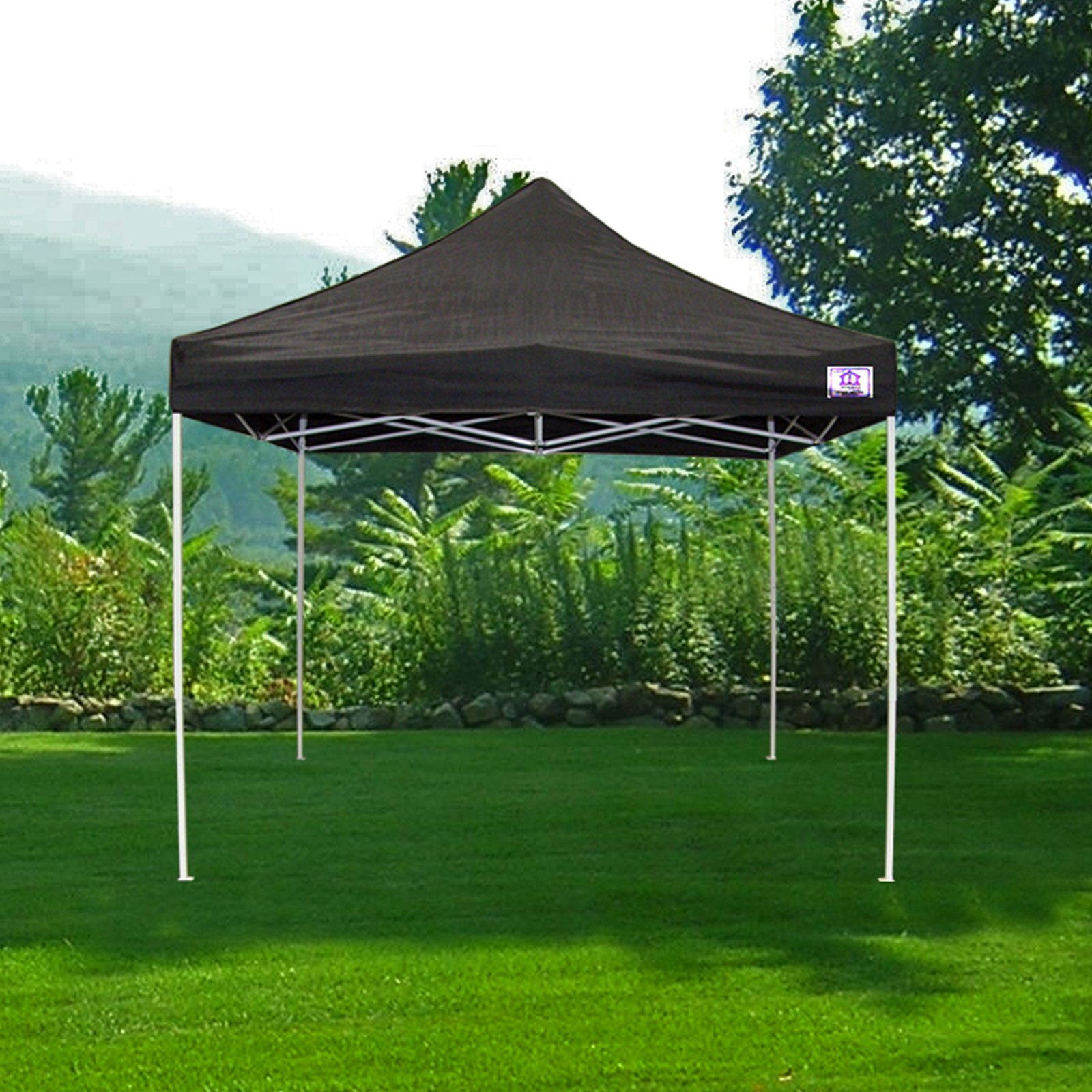 Impact Canopy TL 10x10 ft. Pop Up Canopy Tent Instant Beach Canopy Tent Gazebo With Wheeled Roller Bag - Walmart.com & Impact Canopy TL 10x10 ft. Pop Up Canopy Tent Instant Beach Canopy ...