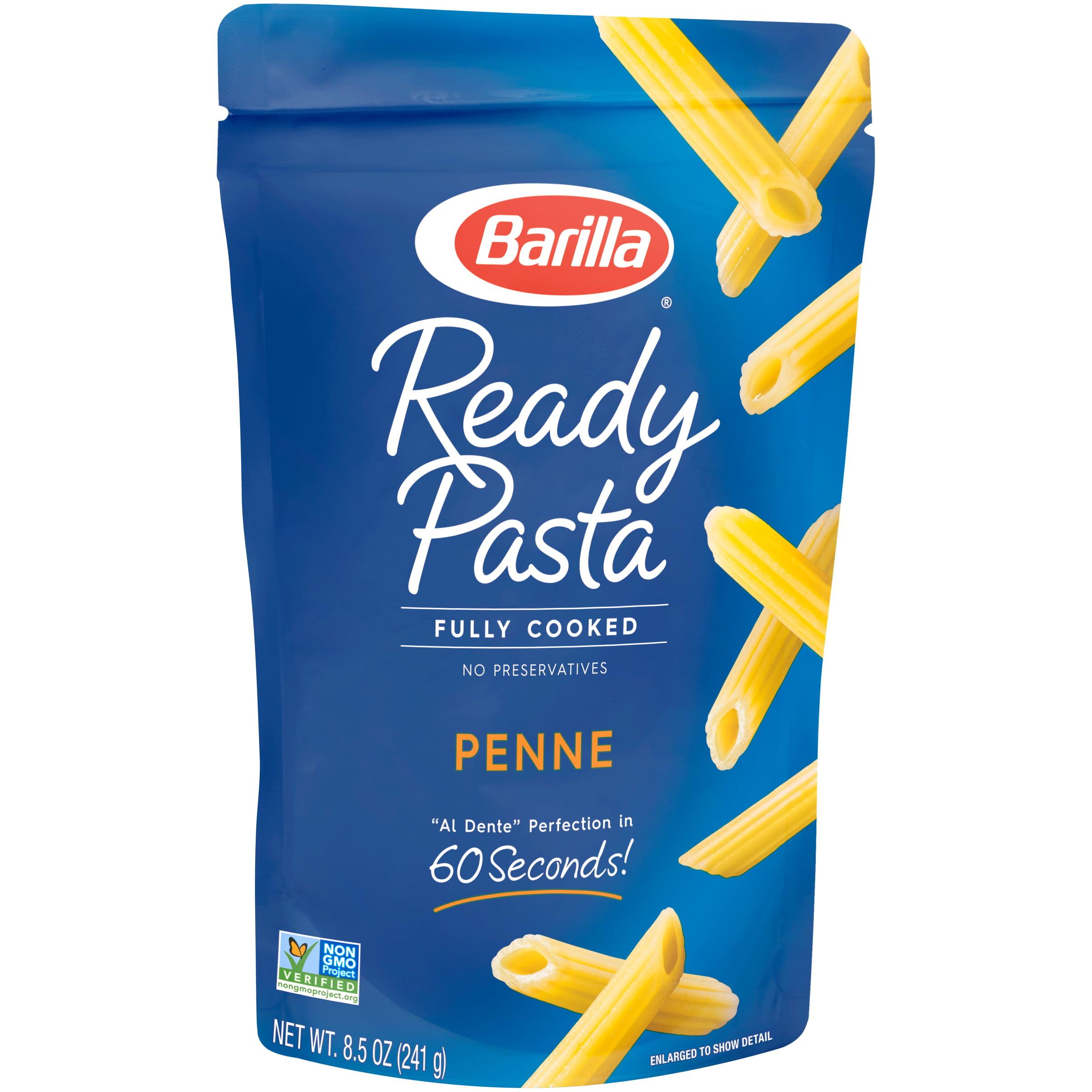 Barilla® Fully Coocked Ready Pasta Penne 8.5 oz