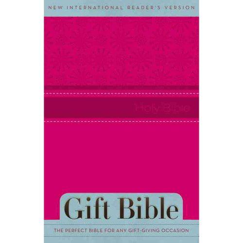 Holy Bible: New International Readers Version, Hot Pink, Italian Duo-Tone
