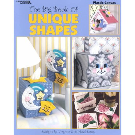 The Big Book of Unique Shapes: Plastic Canvas