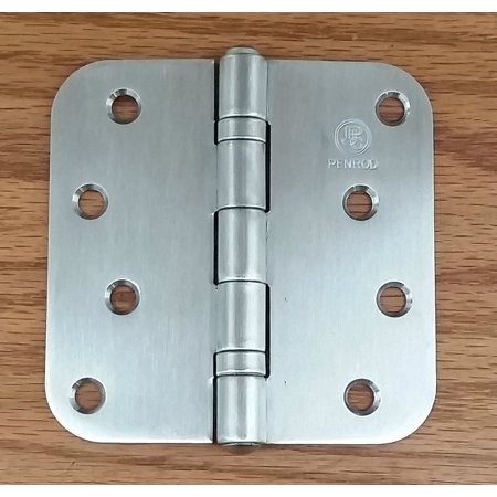 Stainless Steel Ball Bearing Security Hinges - Penrod - 4