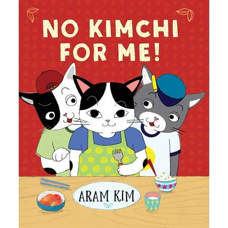 No Kimchi For Me! (Kim Chi Drag)