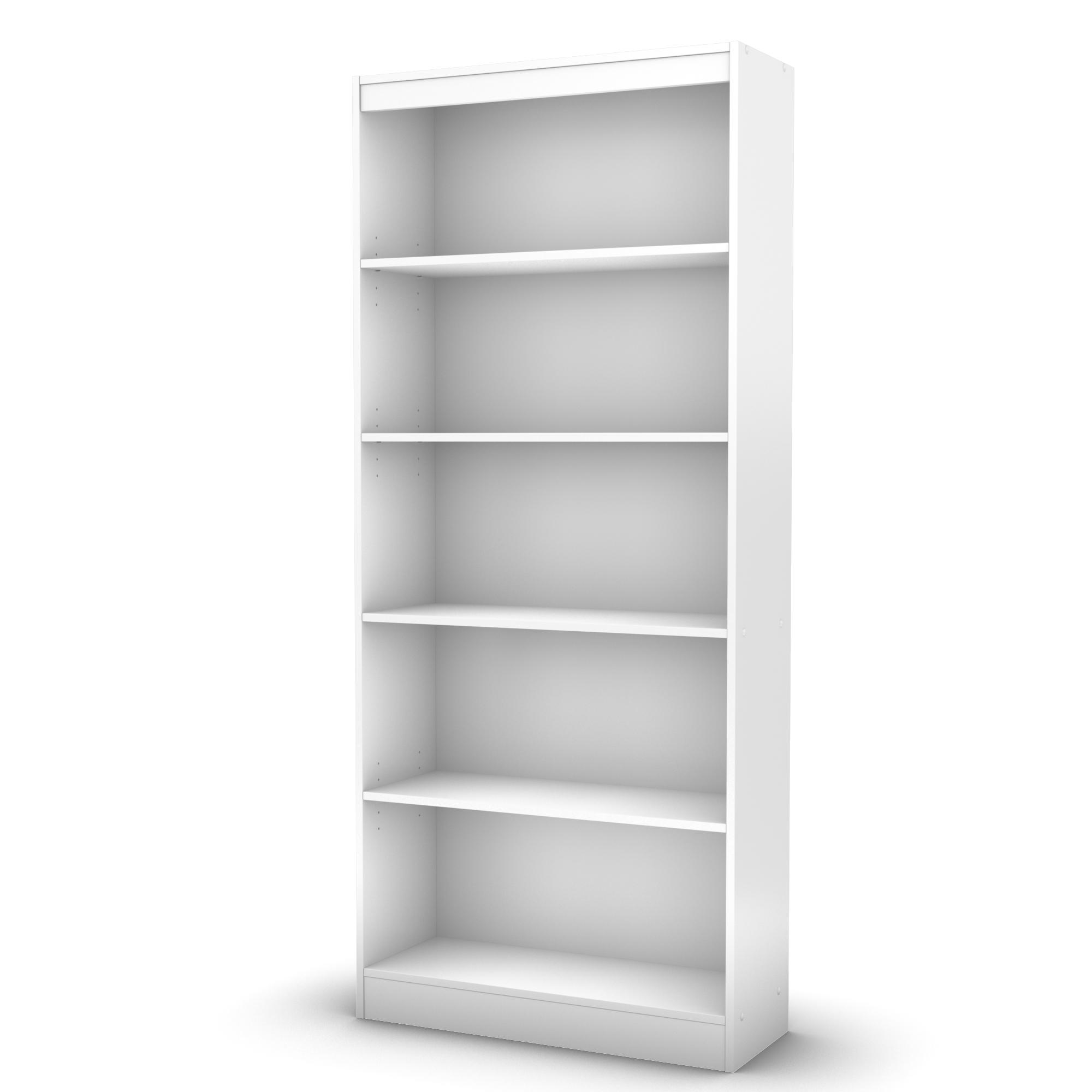 shelf bookcase black white gray brown storage bookshelf wood  - shelfbookcaseblackwhitegraybrownstorage