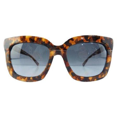 New Michael Kors MK 2013F 3066T3 Havana Plastic Sunglasses 53mm Christian Dior Brown Havana Sunglasses