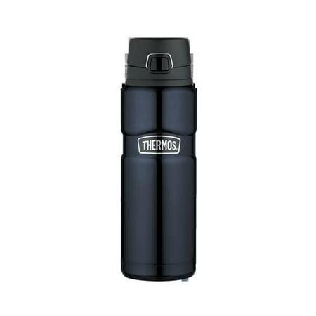 Thermos SK4000MBTRI4 Leak-Proof Drink Bottle, Thermos Vacuum Insulation, 24-oz. Leak-Proof Drink Bottle, Thermos Vacuum Insulation, 24-oz.