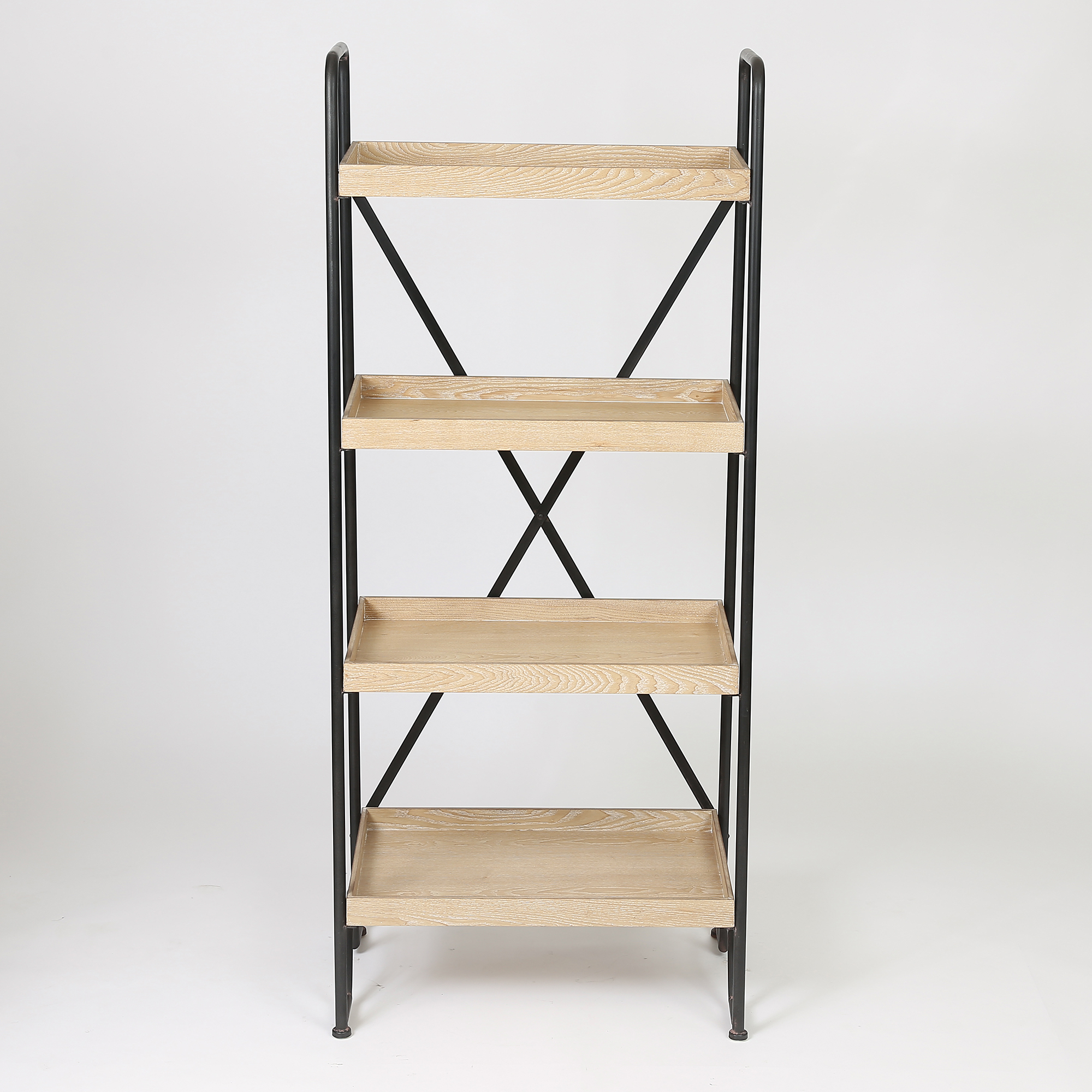 63in. Etagere Bookcase by Winsome House