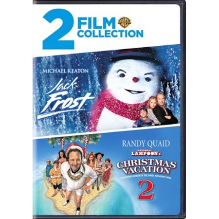 JACK FROST/CHRISTMAS VACATION 2-COUSIN EDDIES ISLAND ADV (DVD/DBFE) (DVD)