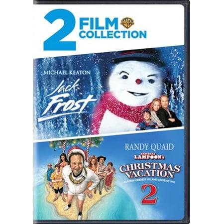 JACK FROST/CHRISTMAS VACATION 2-COUSIN EDDIES ISLAND ADV (DVD/DBFE) - Jack O Lantern Jamboree Dvd
