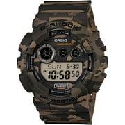 Casio G-Shock XL Digital GD120CM-5 Wristwatch