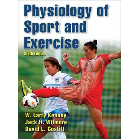 Physiology of Sport and Exercise 6th Edition with Web Study (Physiology Of Sport And Exercise 5th Edition Ebook)