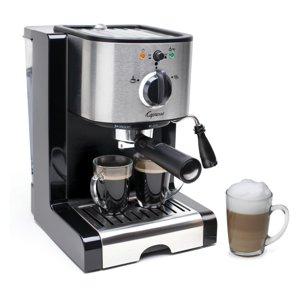 Capresso EC100 Pump Espresso and Cappuccino