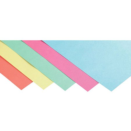 School Smart 100 lb Tagboard Assortment, Pack of (100 Lb Cover Paper)