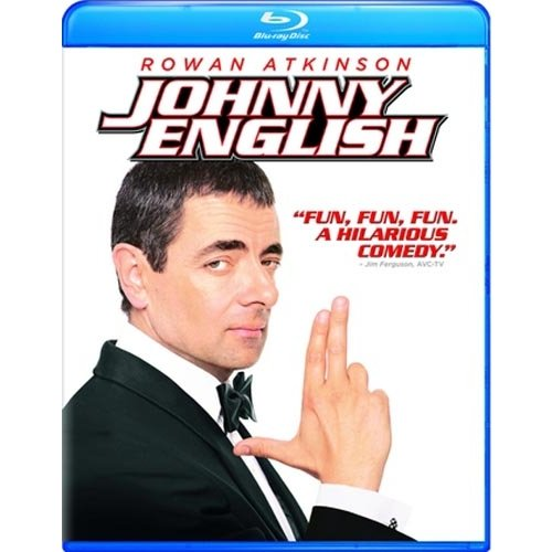 Johnny English (Blu-ray) (Widescreen)