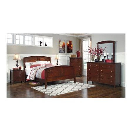 Ashley Colestead B525QSET5PC 5-Piece Bedroom Set with Queen Sized ...