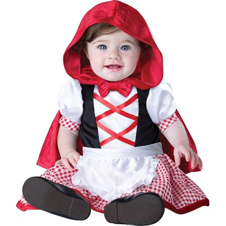 Homemade Halloween Costumes Little Red Riding Hood (Little Red Riding Hood Infant)