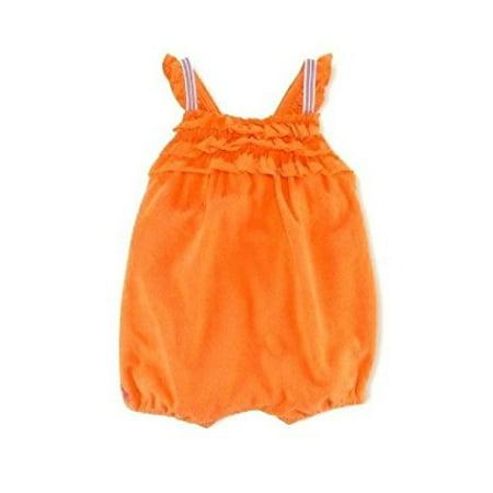 Ralph Lauren Baby Girls Terry Bubble Shortal 6 Months