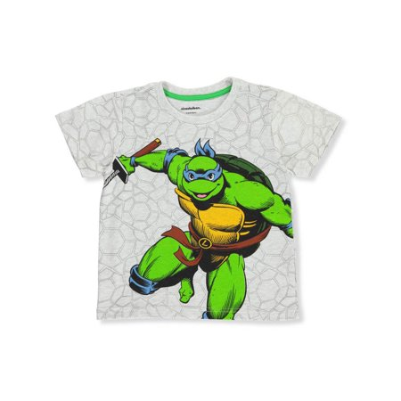 TMNT Boys' T-Shirt - Ninja Turtle Shirts For Halloween
