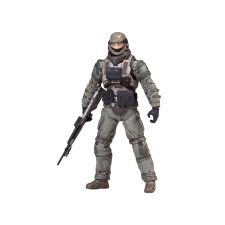 Toys Halo Reach Series 6 Sabre Pilot Action Figure, Our Sabre Pilot figure features the simple blue flight suit and enclosed helmet of the UNSC.., By - Halo Suit Real Life
