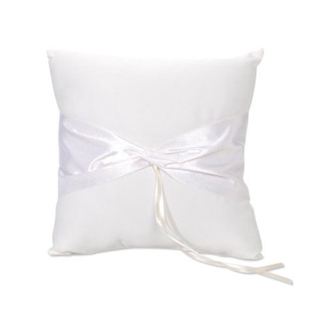 Victoria Lynn Design Your Own Ring Pillow - Cream
