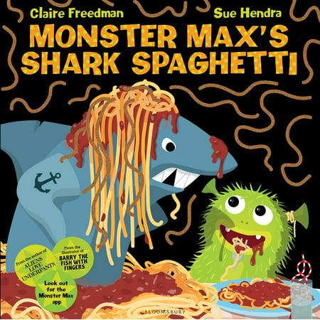 Flying Spaghetti Monster Emblem - Monster Max's Shark Spaghetti - eBook