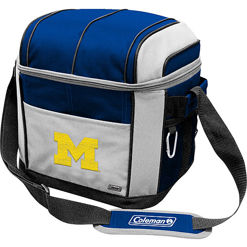 "Coleman 11"" x 9"" x 13"" 24-Can Cooler, Michigan Wolverines"