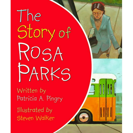 Story of Rosa Parks (Board Book)