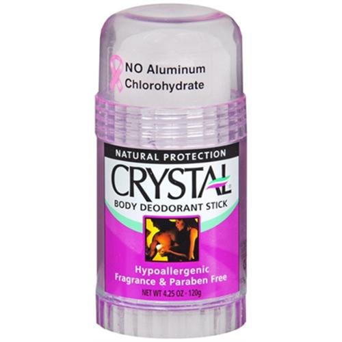 Crystal Body Deodorant Stick 4.25 oz (Pack of 2)