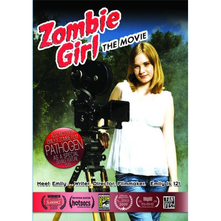 Zombie Girl: The Movie (DVD) - Rosemary Zombie Girl