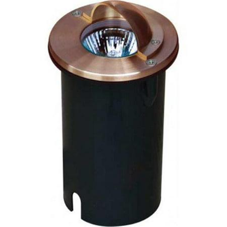 Dabmar Lighting LV625-LED7-CP 7W & 12V LED MR16 Half Moon Step Light - Copper - image 1 of 1
