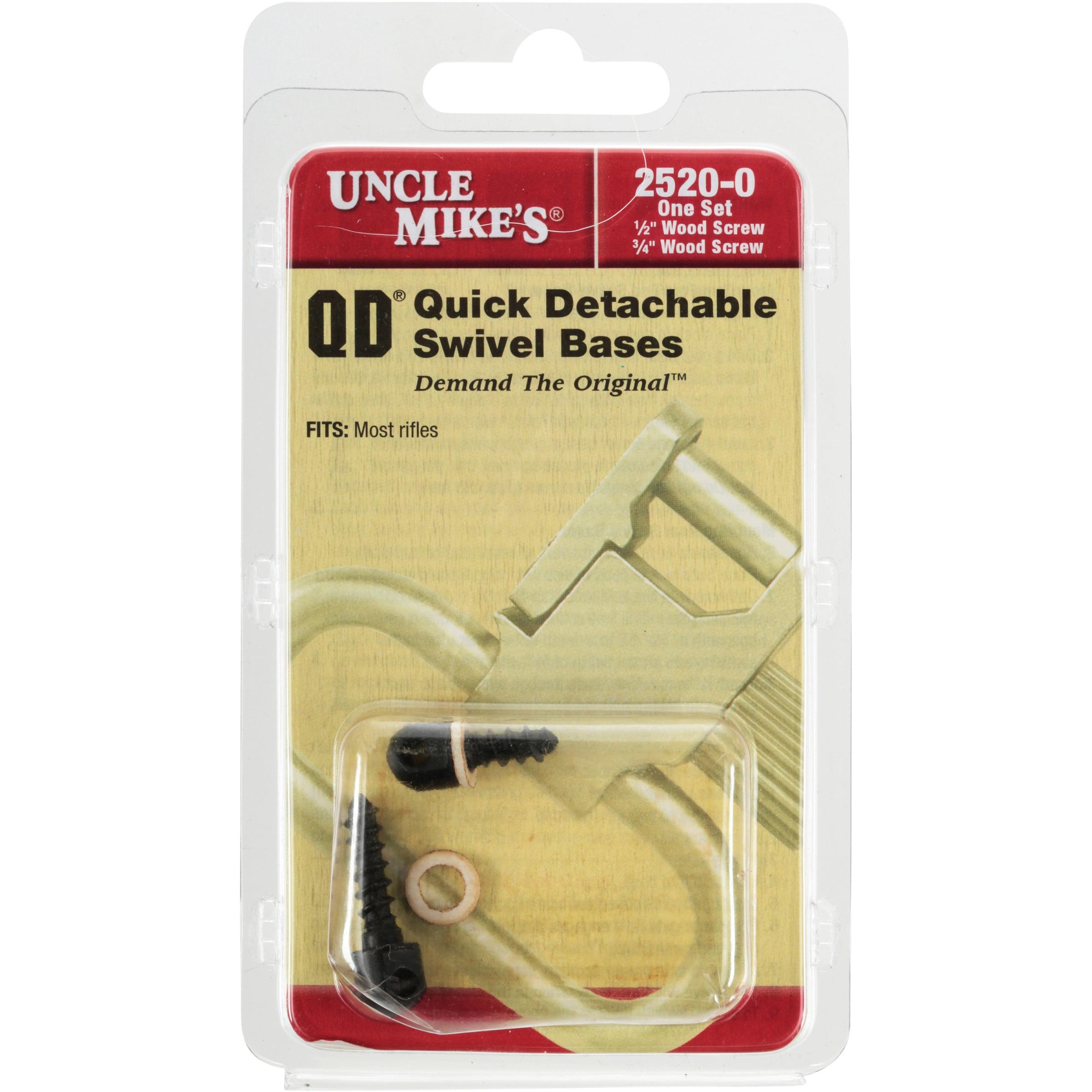 Uncle Mike/'s 115 RGS Screws 2520-0