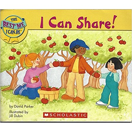 I Can Share! (The Best Me I Can Be) [Paperback] [Jan 01, 2005]