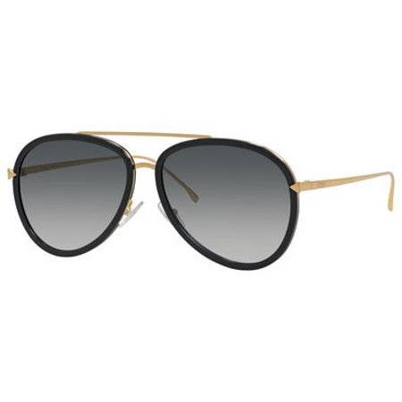 Fendi Funky Angle FF 0155 MY2 Unisex Aviator Sunglasses