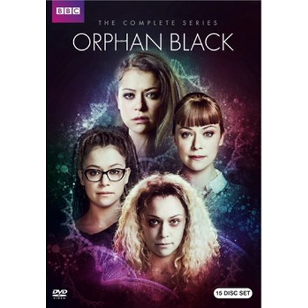Orphan Black: The Complete (Black Heritage Series)