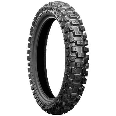 110/100x18 Bridgestone Battlecross X30 Intermediate Terrain Tire for Beta 350 RS