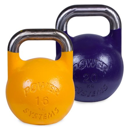 Power Systems Competition Kettlebell 24 kg., 50489 (Competition Kettlebell 12 Kg)