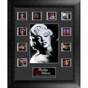 Trend Setters Marilyn Monroe Ten Clip FilmCell Framed Memorabilia