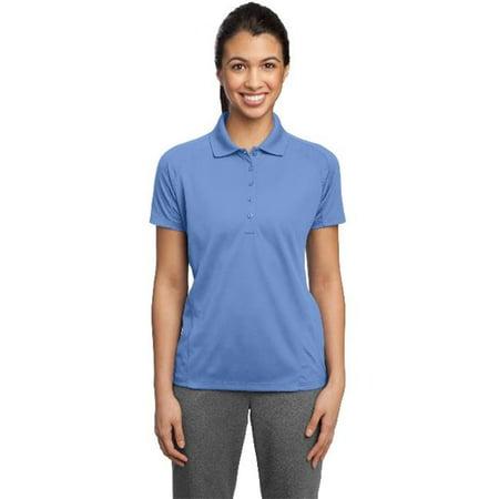Sport-Tek® Ladies Dri-Mesh® Pro Polo. L474 Carolina Blue Xs - image 1 of 1