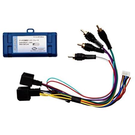 PAC C2r-Gm29 29-Bit Interface for Gm 2007 Vehicles with No Onstar System (Black) - image 1 de 1